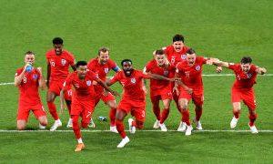 Mundial Rusia 2018: Inglaterra dejó en el camino a Colombia