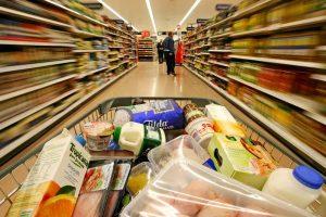 Las canastas básicas alimentaria y total aumentaron 53,5% y 52,9% en 2018