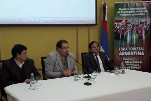 La mejor respuesta es trabajar: Misiones lanzó la 13° Feria Forestal y busca potenciar exportaciones