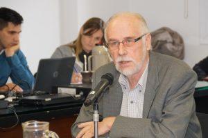"""Aicheler: """"Con fondos provinciales y sin endeudarnos estamos haciendo las inversiones para mejorar el sistema energético"""""""