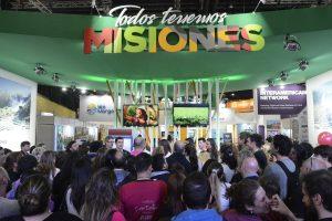 Misiones para el mundo en la FIT