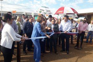 Se inauguró la XIII Feria Forestal con la presencia del vicegobernador