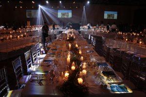 Techo celebra 15 años de trabajo con su primera cena anual en Posadas