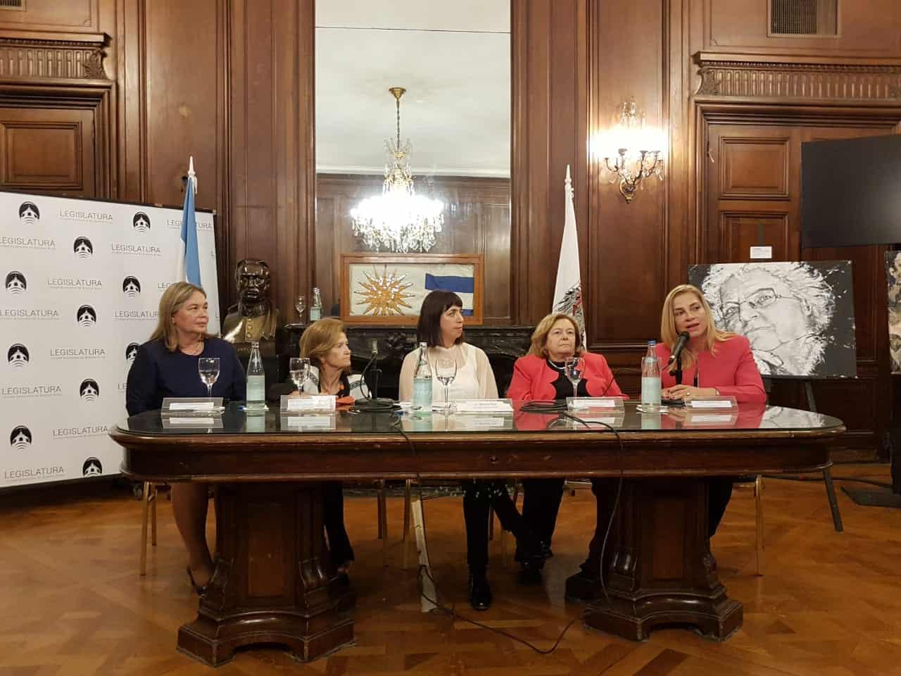 La Asociación de Mujeres Juezas de Argentina celebró sus 25 años
