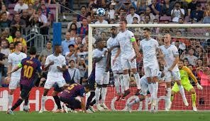 [VIDEO] Triplete de Messi para el debut con victoria del Barsa en la Champions