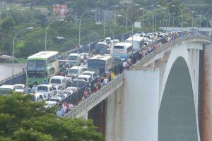 Paraguay aprobó el protocolo para la reapertura gradual de la frontera con Brasil