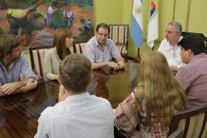 Analizaron la marcha de programas de inserción económica para familias productoras en Misiones