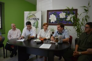 """Ademi implementará la """"mirada ambiental"""" en todos los proyectos que acompañe"""