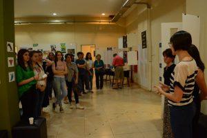 La UCP abrió su muestra anual de la carrera de Diseño Gráfico y Multimedia