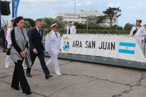 Subdirector del Liceo Storni, imputado por encubrimiento de la tragedia del ARA San Juan