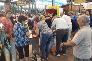 El sábado se sorteará la primera canasta con productos misioneros