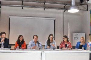 Educación expuso en la audiencia del Parlamento Mercosur 2018