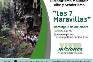 Cicloturismo y senderismo en San José