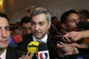 Mario Abdo anunció la construcción de dos nuevos puentes con Brasil