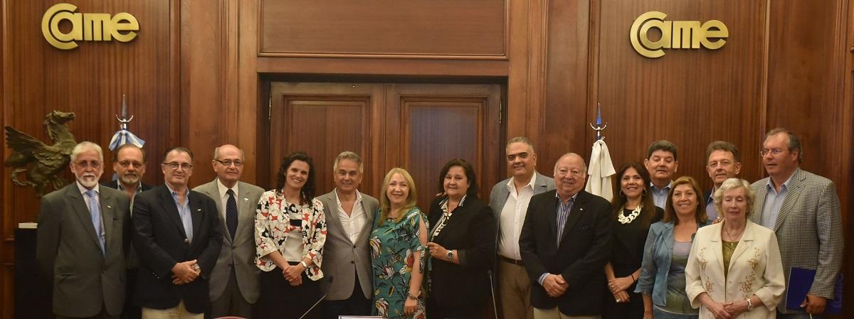 Came reclamó al Gobierno la reactivación del plan Belgrano