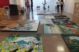 Se inaugura la primera feria de arte en el Parque del Conocimiento