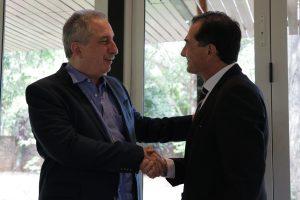 """Entrevista al presidente de Casport, la empresa que reactivará el puerto de Posadas: """"Misiones tiene mucho potencial de carga"""""""