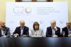 Cumbre G-20: No habrá subtes ni trenes por dos días