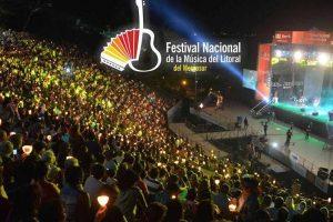 Por el anuncio de lluvias reprograman la jornada de hoy del Festival del Litoral para el lunes