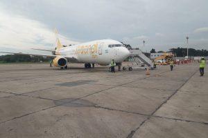Falló la presurización de un avión de Flybondi y tuvo que realizar un descenso de emergencia