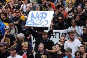 G20: Gobierno quiere restringir la zona para protestas contra la cumbre
