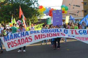 24N- Marcha del Orgullo TLGBIQ+: ¡Al FMI, al closet y al calabozo no volvemos nunca más!