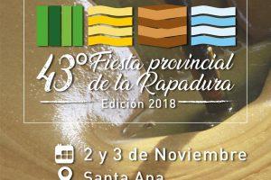 Santa Ana se prepara para la Fiesta Provincial de la rapadura