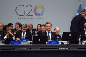 """Macri abrió el G20: """"Espero que logremos los consensos para los próximos 10 años"""""""