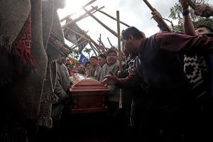 La muerte de un joven mapuche pone en foco los abusos policiales en Chile