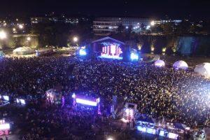 Música, arte y tecnología: más de 70 mil personas vivieron a pleno la cuarta edición del Movilfest