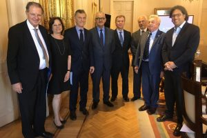 Ministro del Superior Tribunal de Misiones se reunió con Macri