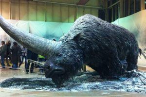 El cambio climático acabó con el unicornio de Siberia hace más de 35.000 años