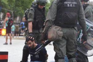 """Manifestaciones durante el G20: """"Sin caras tapadas, artefactos y objetos violentos"""""""