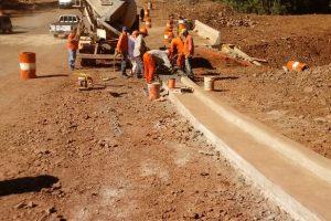 Vialidad provincial a punto de concluir las obras sobre el arroyo Mbotaby de Oberá