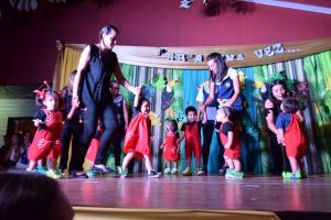 """Gran cierre del año en el jardín maternal """"Casa del niño"""" del IPS"""