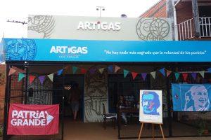 La Casa Popular Artigas cumple dos años en Eldorado