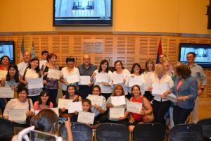 Taller de idioma guaraní culminó con la entrega de certificados en la Legislatura
