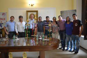 Se presentó la Gran Final de la Liga Provincial Juvenil