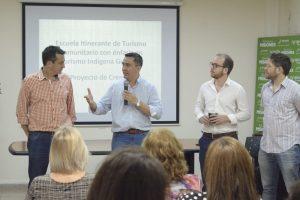 Escuela Itinerante de Turismo Comunitario para emprendimientos indígenas