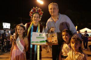 Passalacqua inauguró la feria de Turismo y Cocina Misionera