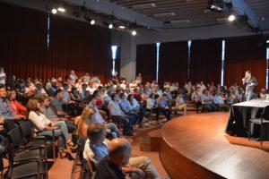 Concejales renovadores de toda la provincia se reunieron en Posadas