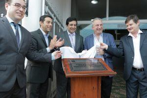 """""""El Estado es garantía de igualdad social"""", dijo Passalacqua al inaugurar un Juzgado en Jardín América"""