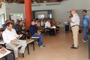 Intendentes de la CODEIM cerraron el año en San Ignacio