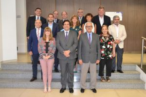 En Posadas se reunió la comisión Directiva del Ju.Fe.Jus. NEA