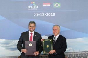 Brasil y Paraguay invertirán 270 millones de dólares para la construcción de dos puentes