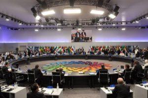 G20: Los países acordaron un documento con menciones al comercio pero Trump mantiene sus diferencias