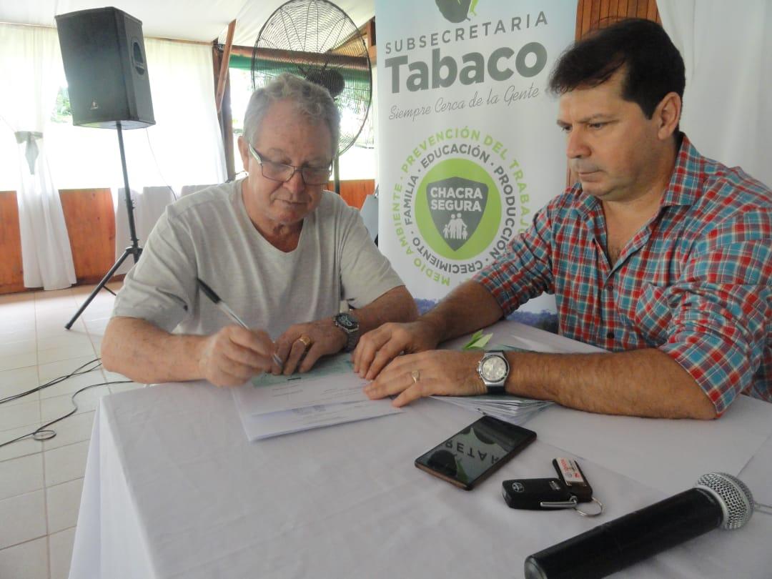 El Censo Tabacalero relevó 16400 productores en la provincia