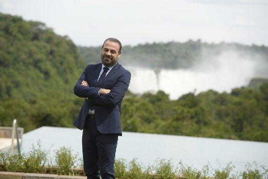 """Escarrer: """"Queremos que Gran Meliá Iguazú sea un hotel destino"""""""