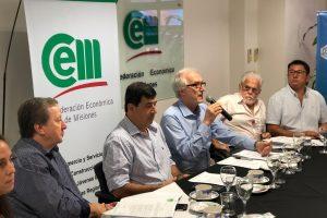 Alejandro Haene fue elegido como presidente de la CEM