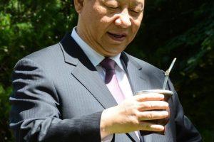 G20: Xi Jimping probó el mate y los yerbateros se ilusionan con crecer en el mercado de China